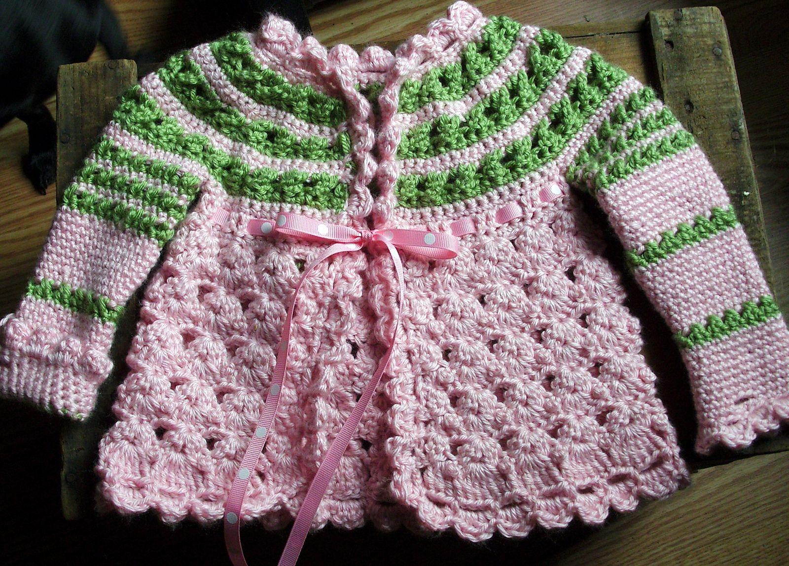 Rebekka Sweater By Sheri Weber - Free Crochet Pattern - (ravelry ...