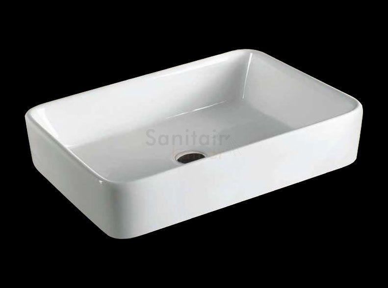 Wastafel Opbouw Rechthoek : Best design opbouw wastafel vlak cm itemprop badkamer