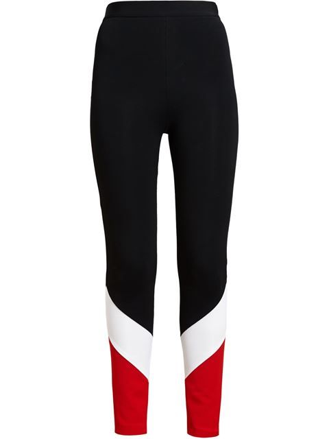 18afe6f1c Shop Givenchy Colour Block Leggings in Julian Fashion from the world's best  independent boutiques at farfetch.com. Over 1000 designers from 60  boutiques in ...