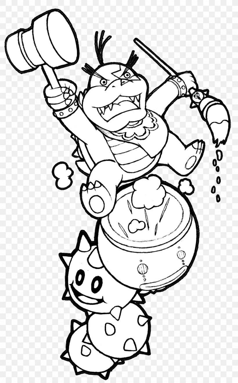 Koopalings Coloring Pages | Coloring Pages