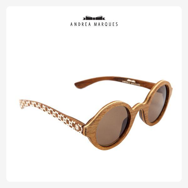 Andrea Marques   Verão 2014 óculos de madeira @Notiluca