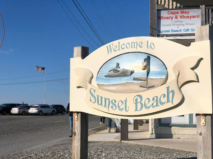 Join Our Email List! Simply Text SUNSETBEACH to 22828 and then enter your email when prompted! Sunset Beach #Capemay