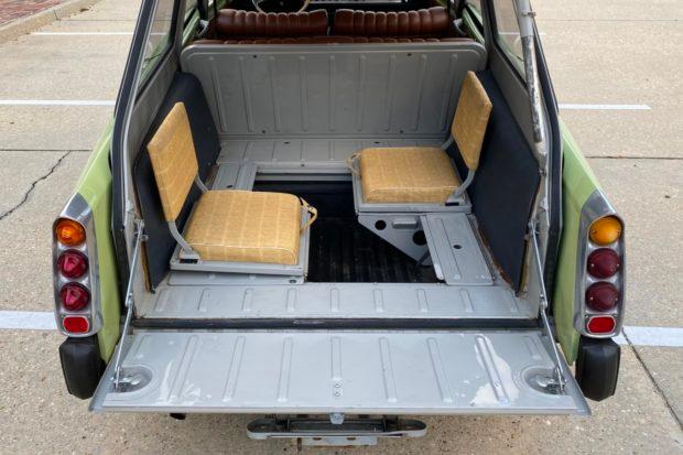 1963 Citroen Id19 Wagon In 2020 Wagon Gray Interior Citroen Id