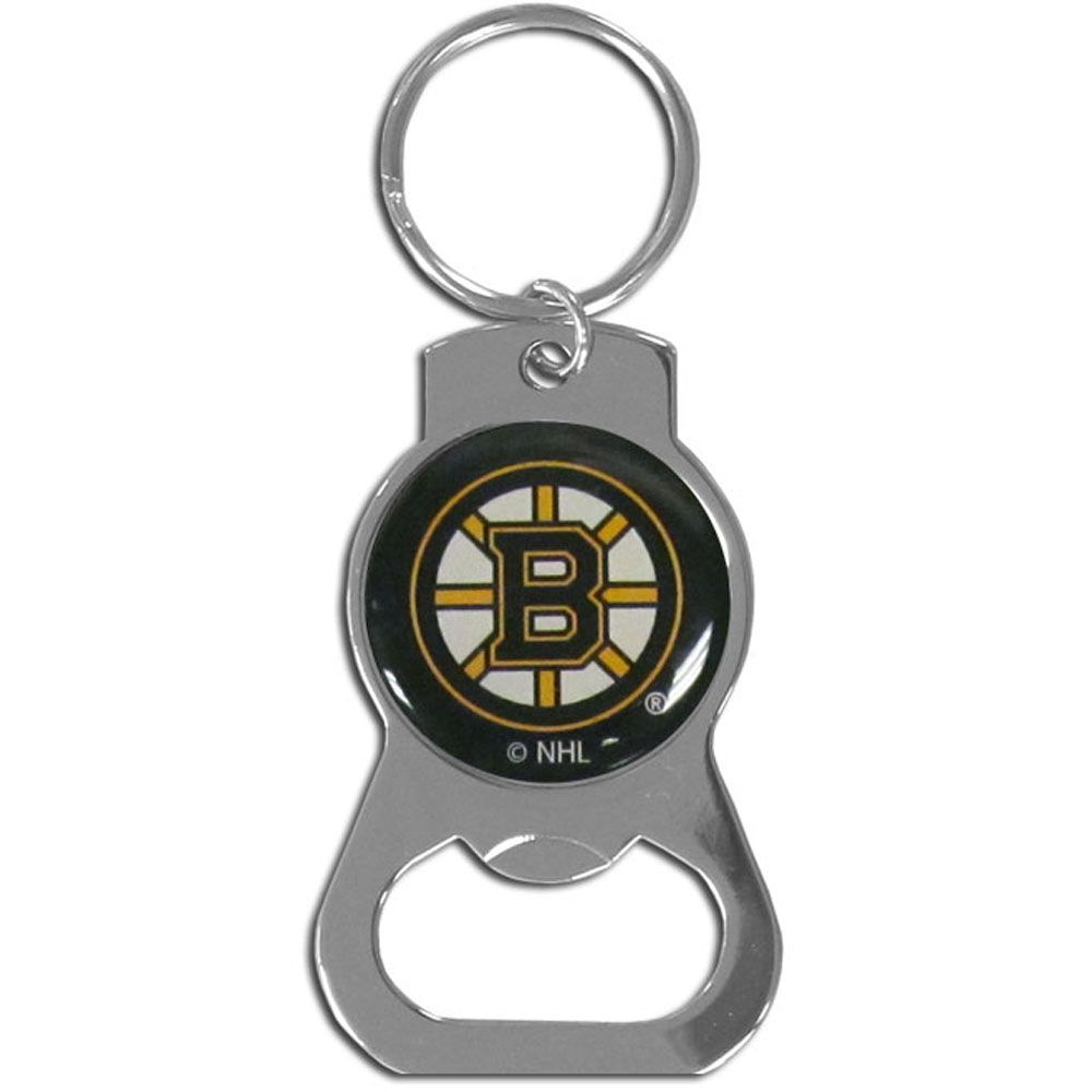 Boston Bruins Keyring /& Bottle-opener