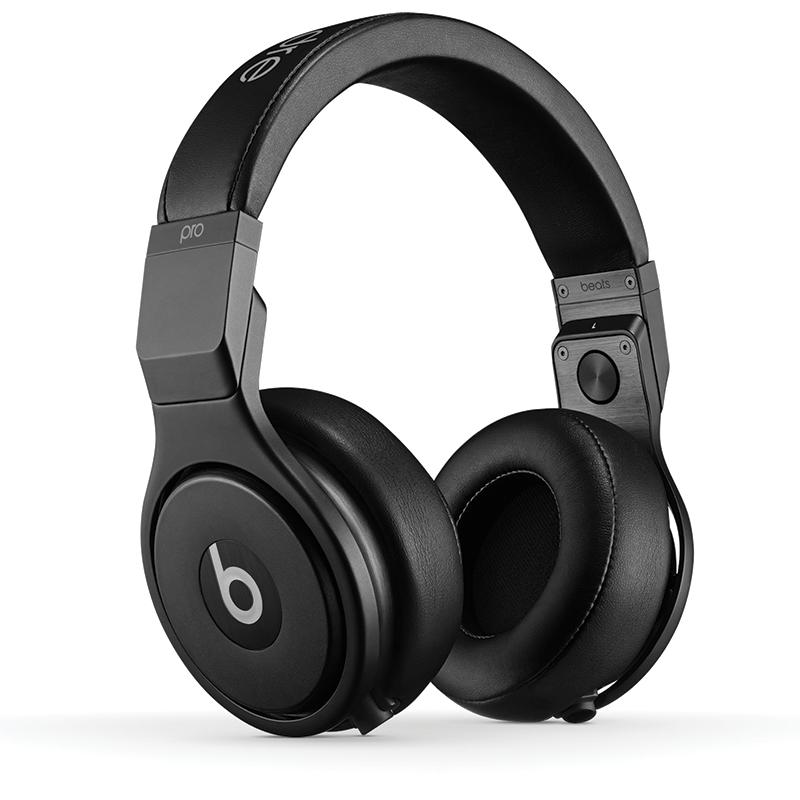 Beats By Dr Dre Beats Pro Black In Ear Headphones Over Ear Headphone Over Ear Headphones