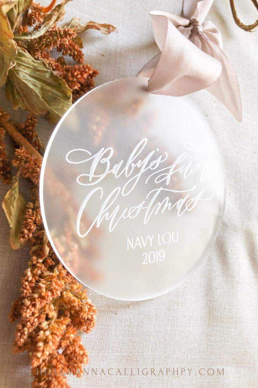 23++ Baby keepsake christmas gifts inspirations