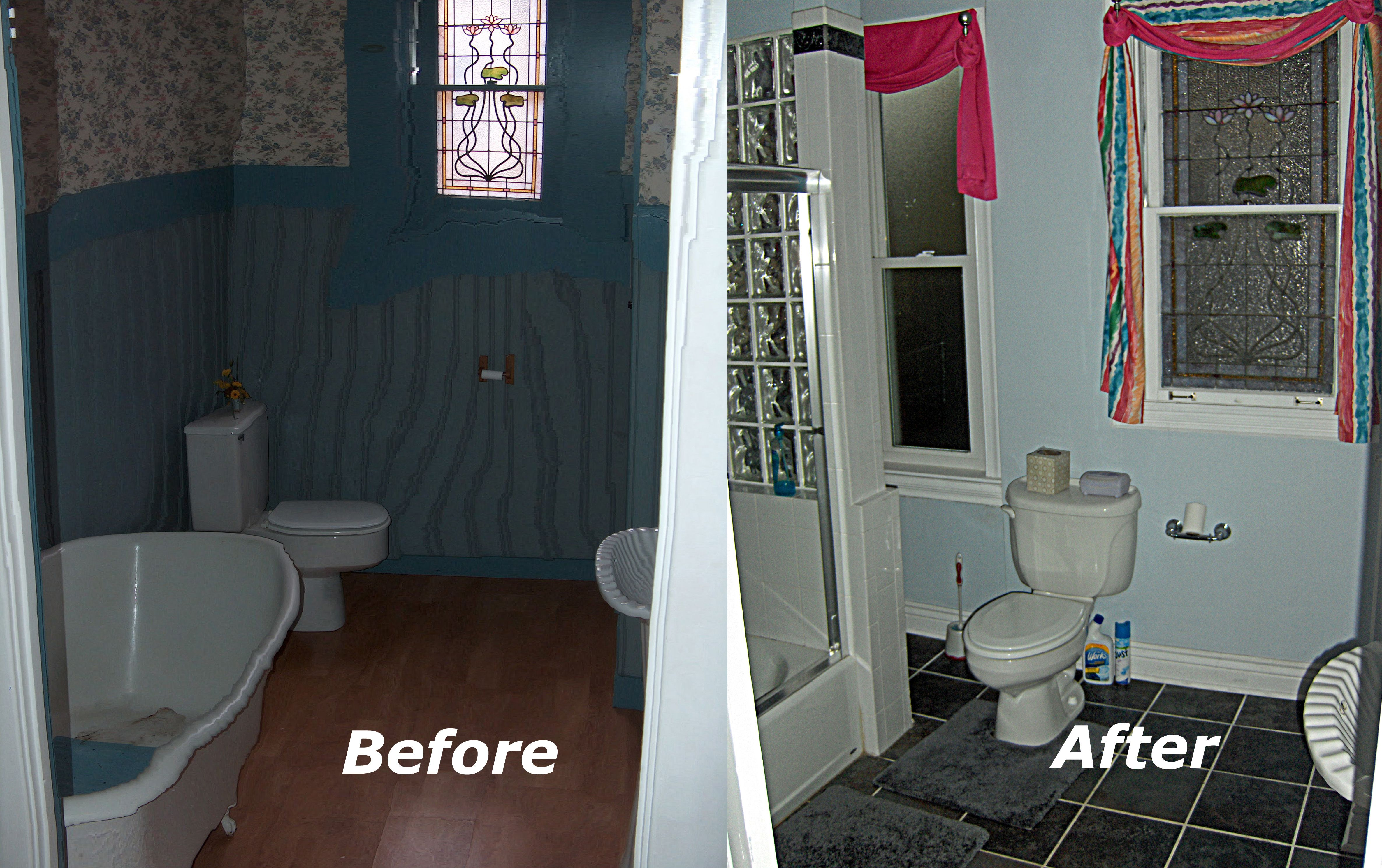 2nd Floor Bathroom Had To Be Enlarged By Moving Partition Wall With Small Bedroom Small Bedroom Is Now A Walk In Clos Bathrooms Remodel Remodel Small Bedroom