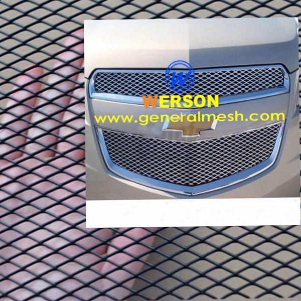 Auto grille , Car grille,auto front BUMPER MESH GRILL