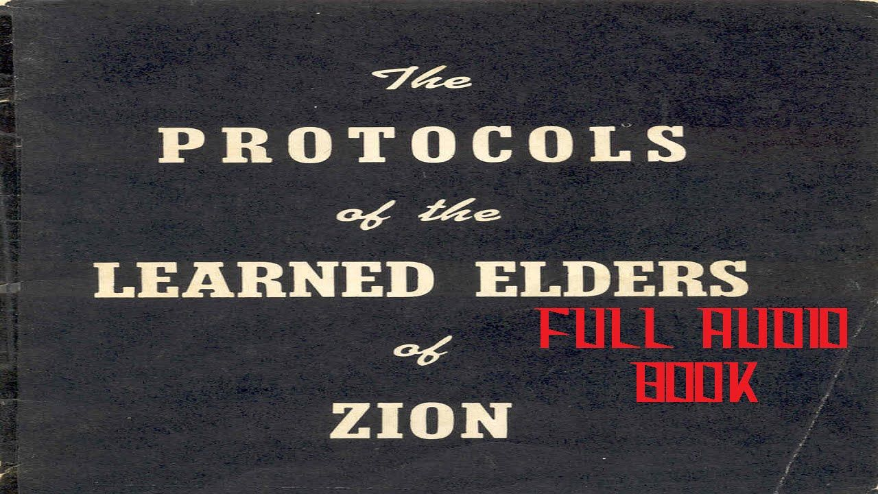 The Protocols Of The Learned Elders Of Zion (New World Order Blueprint)