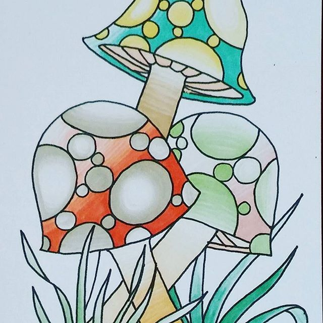 Gorgeous Colouring Page Which Has Been Coloured In By Pixie Blue Eyes With Their Chameleon Pens Colorachetipassa Chameleon Art Coloring Pages Marker Art