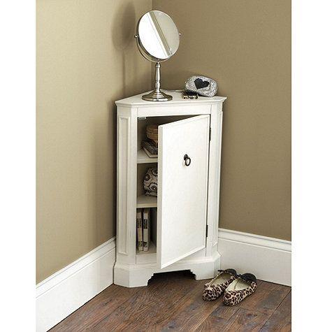 Ballard Designs- Miranda Corner Cabinet | Powder rm | Pinterest ...