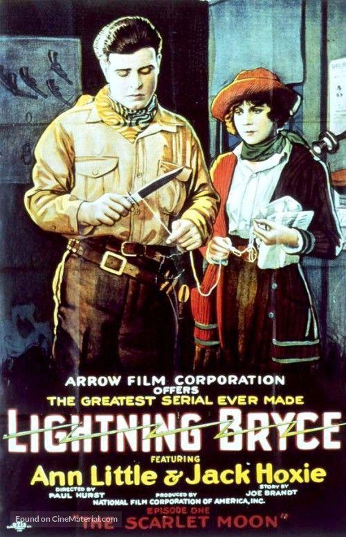Image result for Lightning Bryce 1919