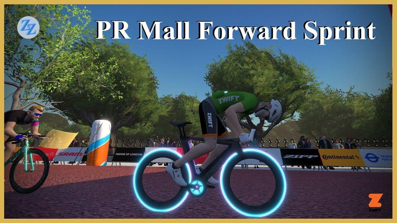 Zwiftzone 4k Video Pr Forward Mall Sprint Zwift 2020 02 11