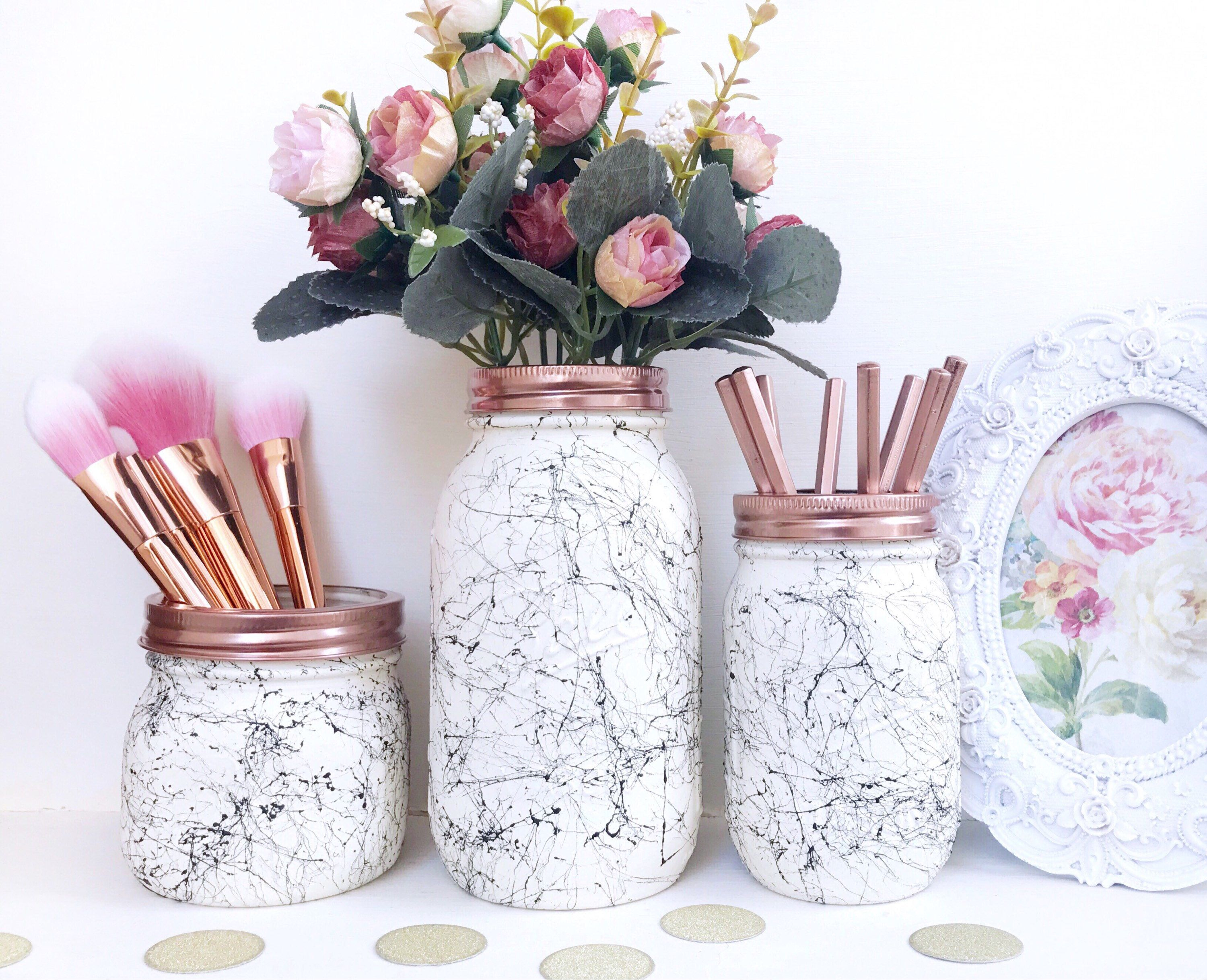 Pin by Caylah Hall on DIY Marble desk, Desk accessories