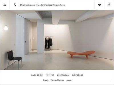 The spaces article also articles rh pinterest