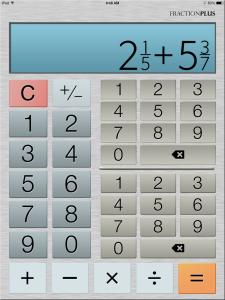 Fraction Calculator Plus: Free Education App   iPads