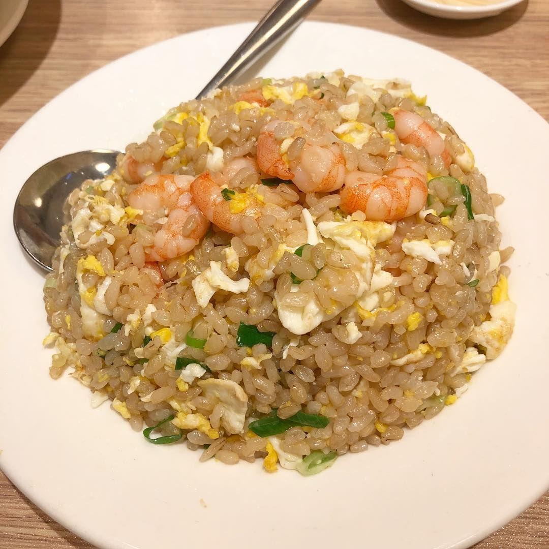 Ding Tai Fung Shrimp Fried Rice Fried Rice Food Inspiration Food
