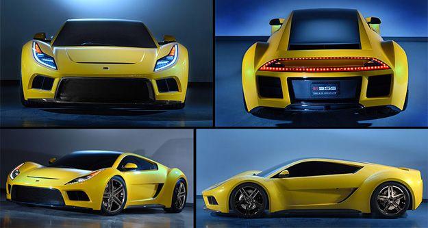 Saleen S S5s Raptor Looks Sinister Didn T You Hear Sports Cars Luxury Dream Cars Raptor