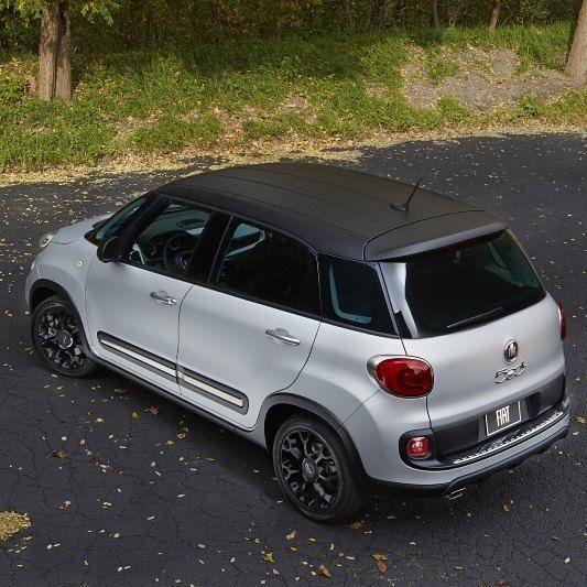 The Perfect Escape The Fiat500l Urbana Trekking Fiat 500l