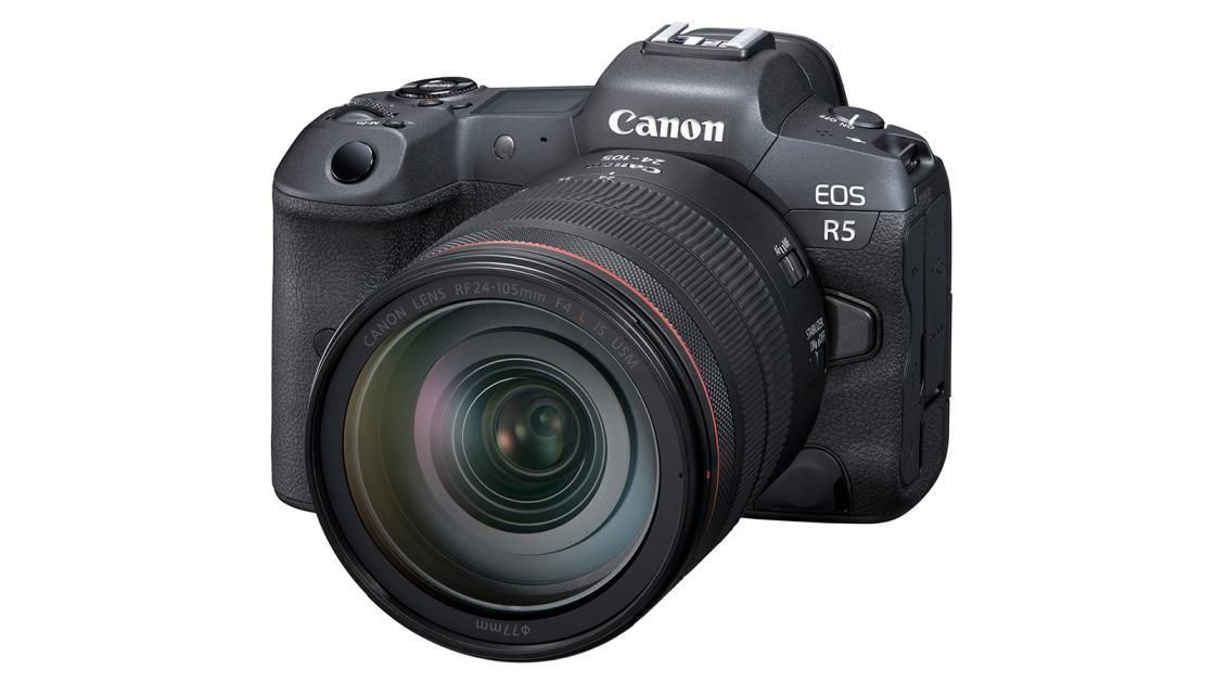The Full Frame Eos R5 And R6 Are Built For Pro Users And Are Bolstered By A Number Of New Rf Series Lenses And A Pho In 2020 Mirrorless Camera Eos Best