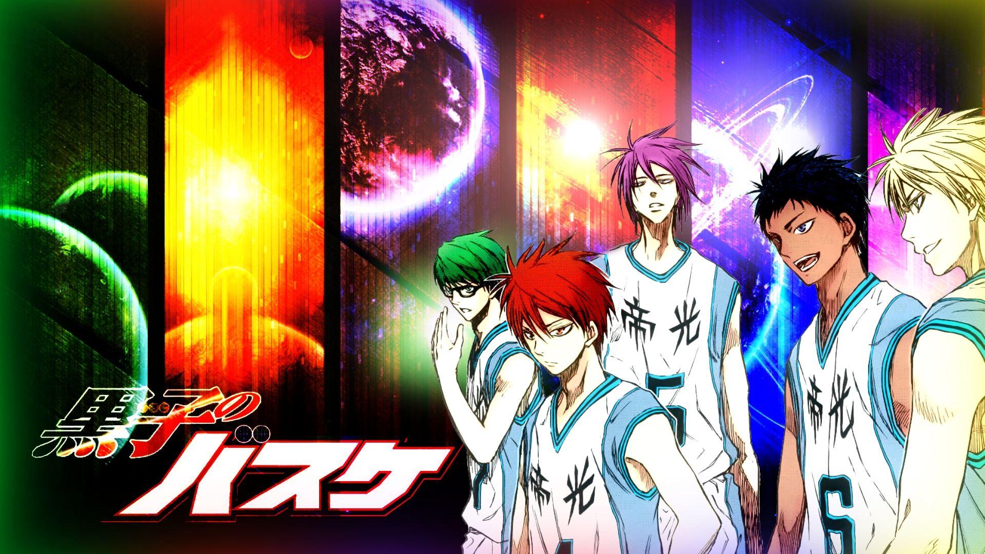 Basketball wallpaper, Anime wallpaper ...