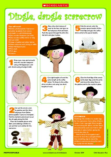 how to make a scarecrow - Google Search