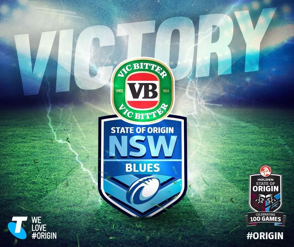 NSW State of Origin National rugby league, Blue state