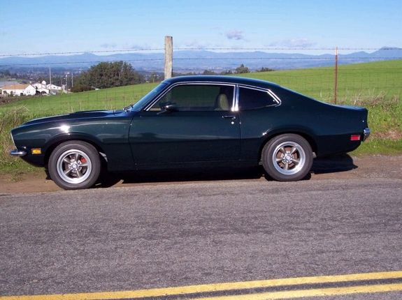 72 Maverick Ford Maverick Classic Cars Ford