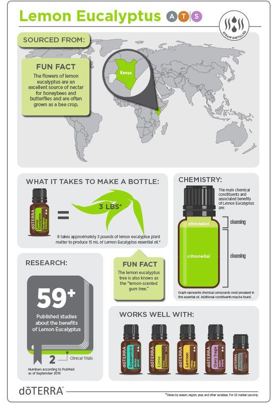 Pin on doTERRA Infographics
