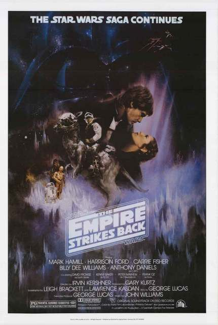 AA LICENSED NEW The Empire Strikes Back Movie POSTER 27 x 40 Mark Hamill