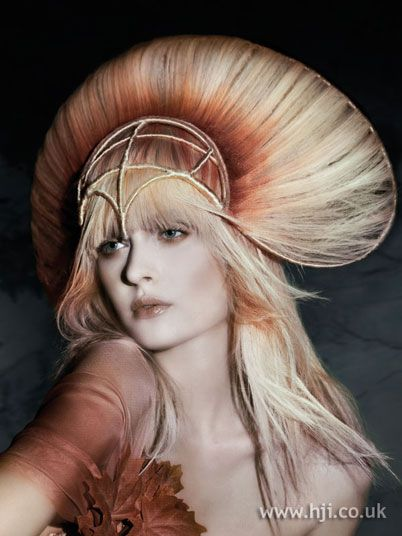 how to create avant garde hairstyles