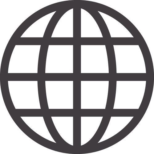 Connect Globe Icon Website Icon Png Website Icons