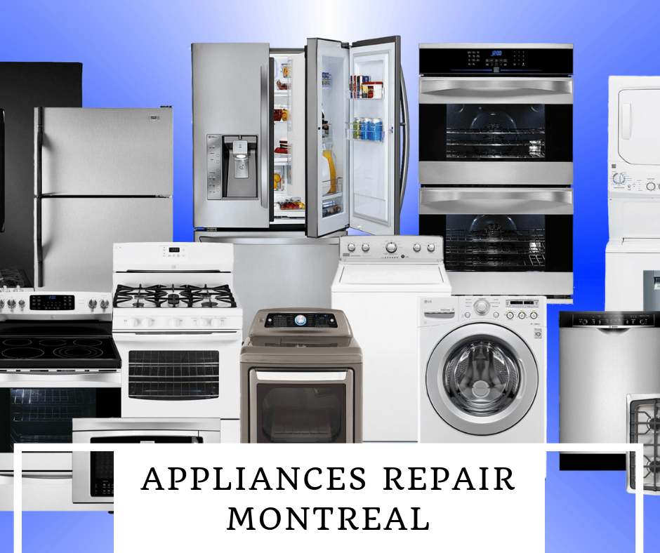 Are Your Appliances Not Performing As Well As They Used To