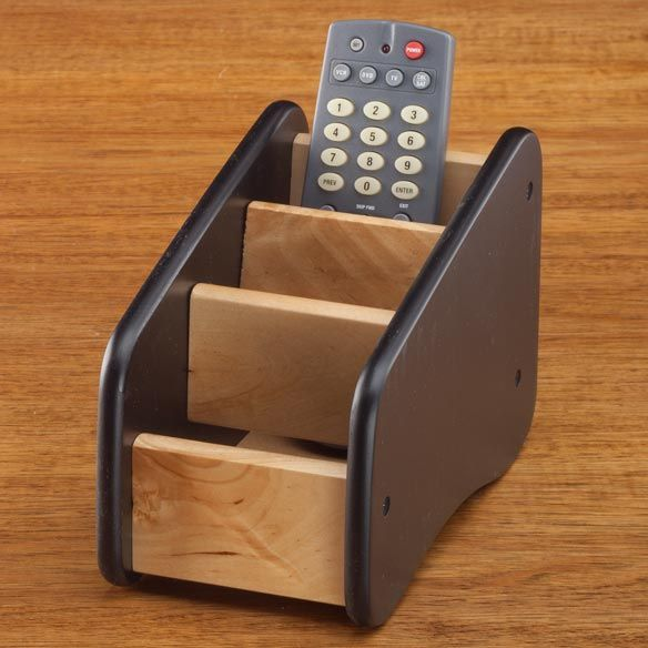 TV Remote Control Holder Storage Smart Stationery Tissue Box Organiser Stand