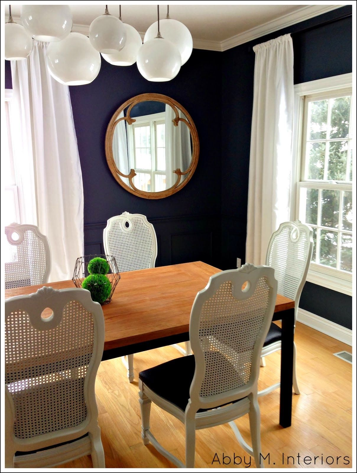 Abby M. Interiors The One Room Challenge week one