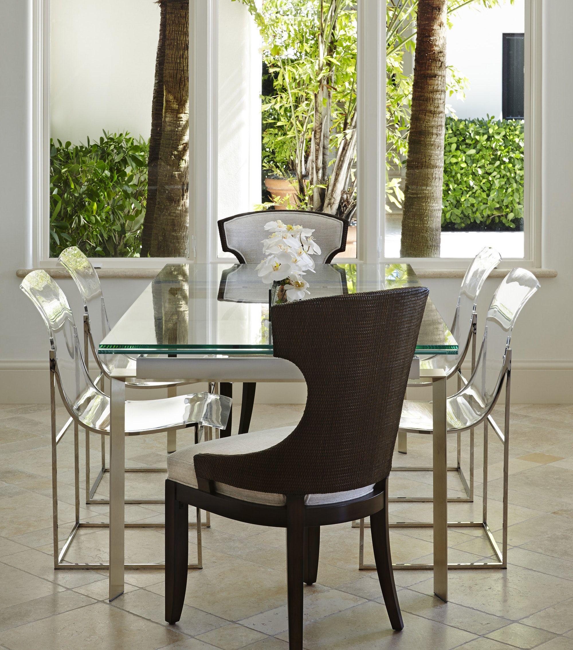 Fort Lauderdale Estate Kitchen Breakfast Area