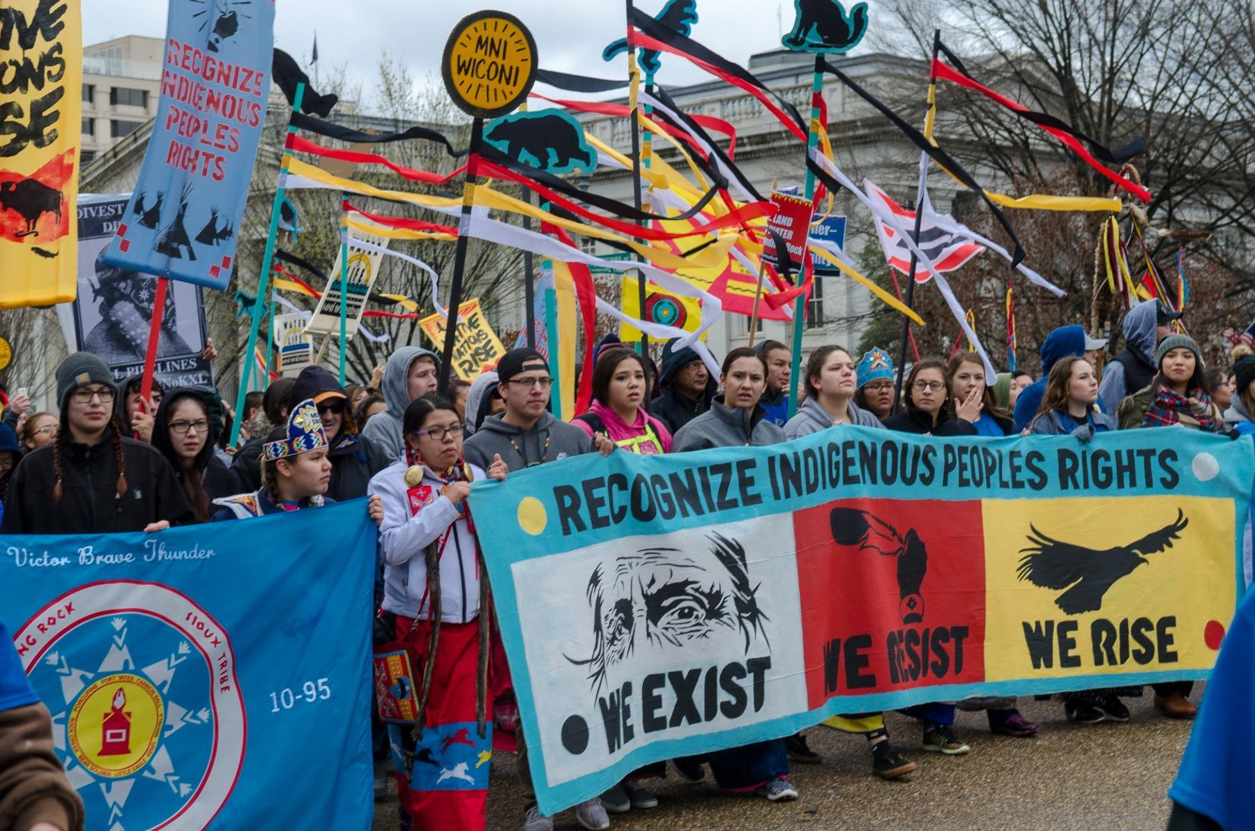 Native Nations Rise Indigenous Peoples And Allies March On Washington D C Indigenous Peoples Ally National