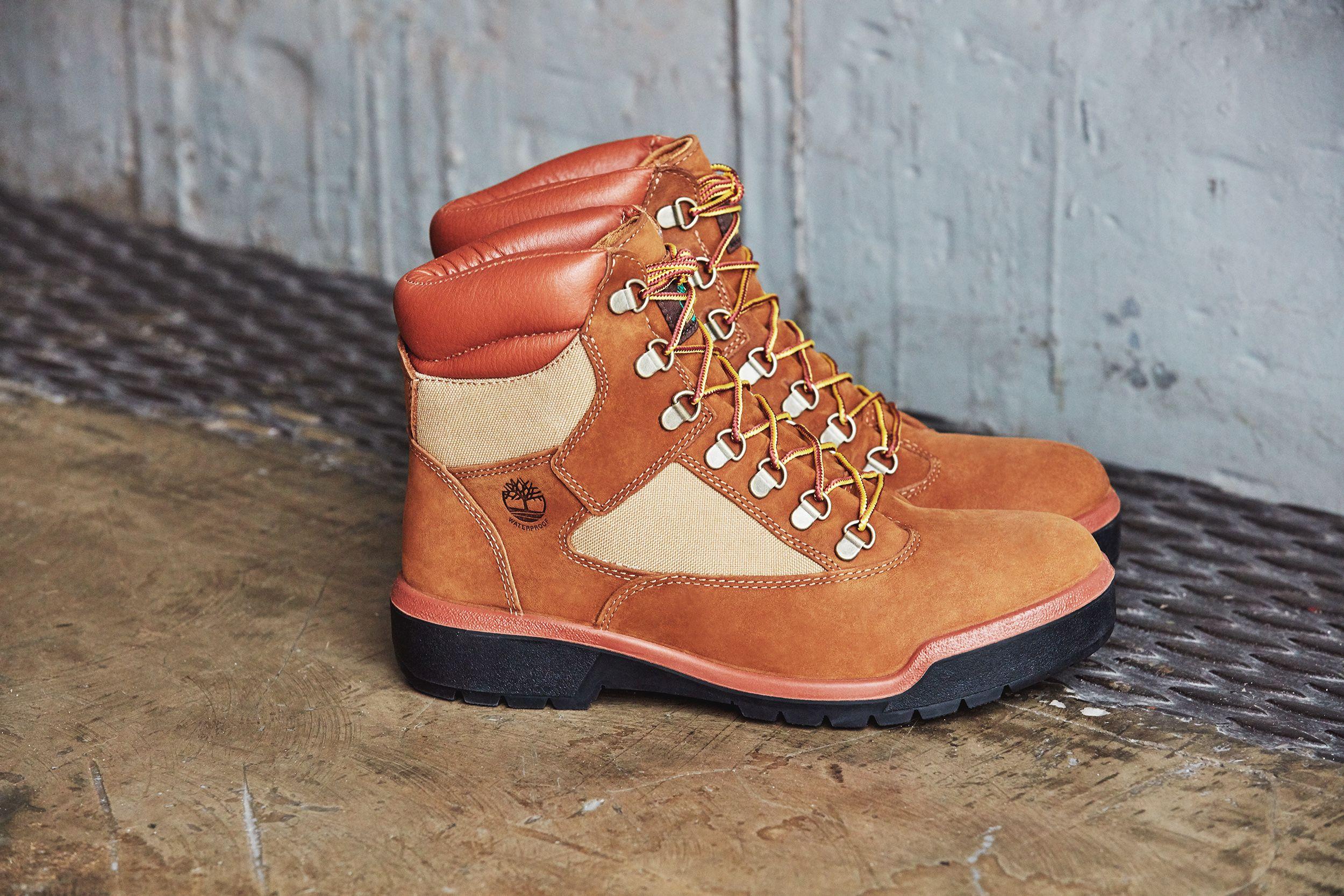Men's 6-Inch Waterproof Field Boots