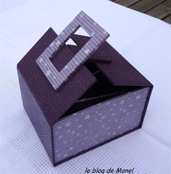 Одноклассники | картонаж | Caja de cartón, Cartón и ...