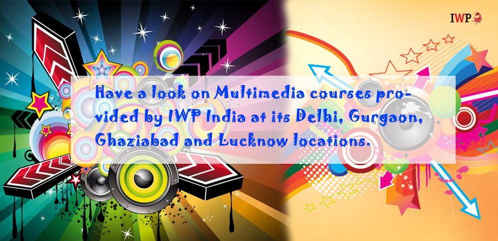 Join IWP #Diploma in #Multimedia Duration: 1 Year http://www.iwpindiaonline.com/multimedia-institute.php #Animator #Visualiser #GraphicDesigner #ArtDirector