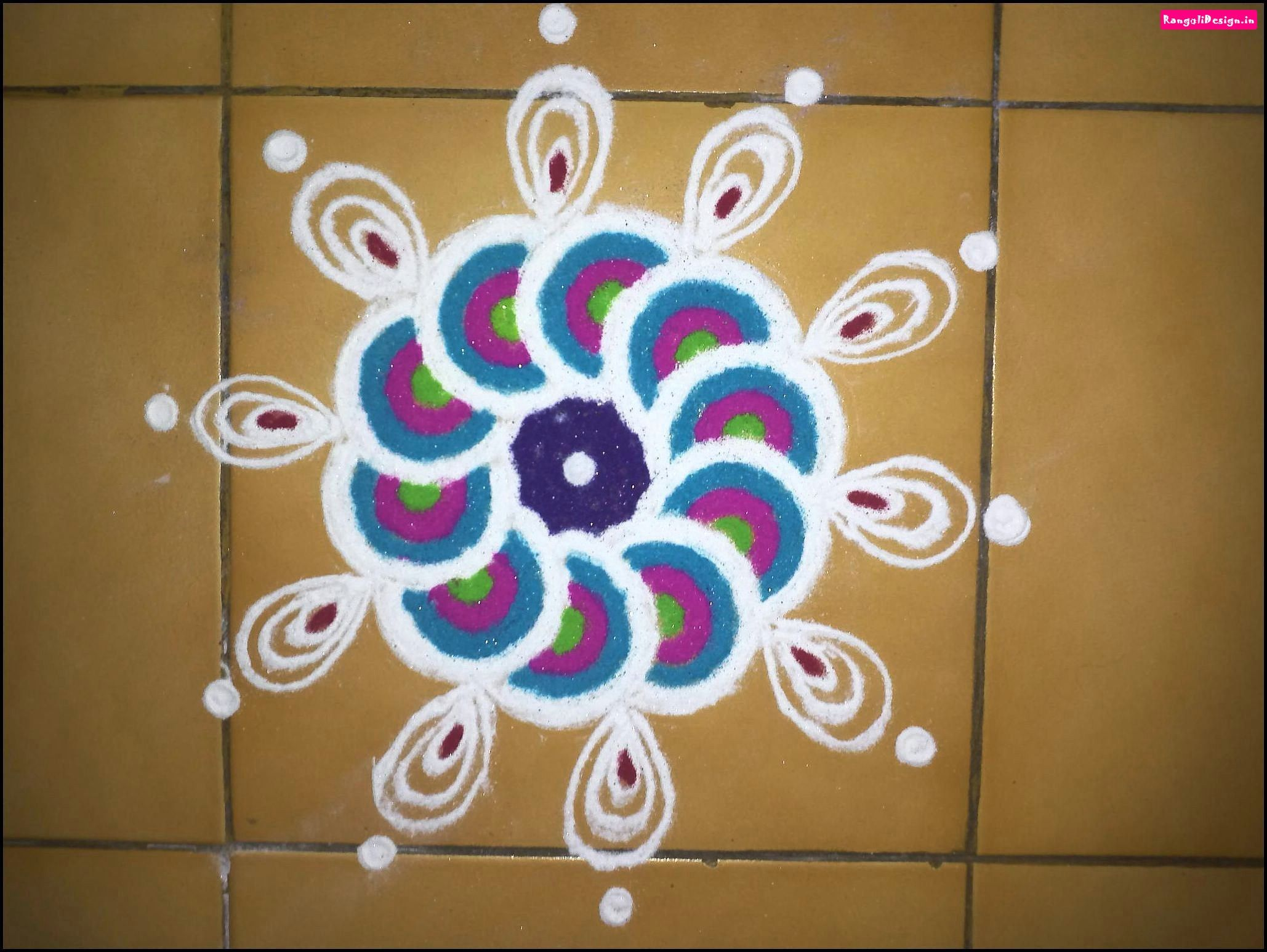 Simple Diwali Rangoli Designs Freehand The Image Kid Has It