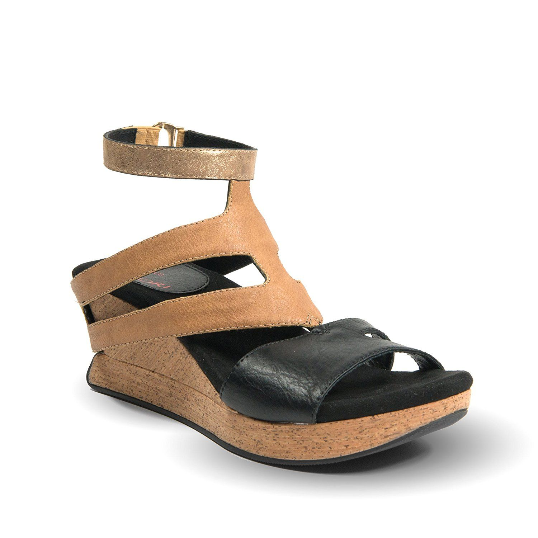 MODZORI Fabia Wedge Sandal (Women's) oqWNqI188