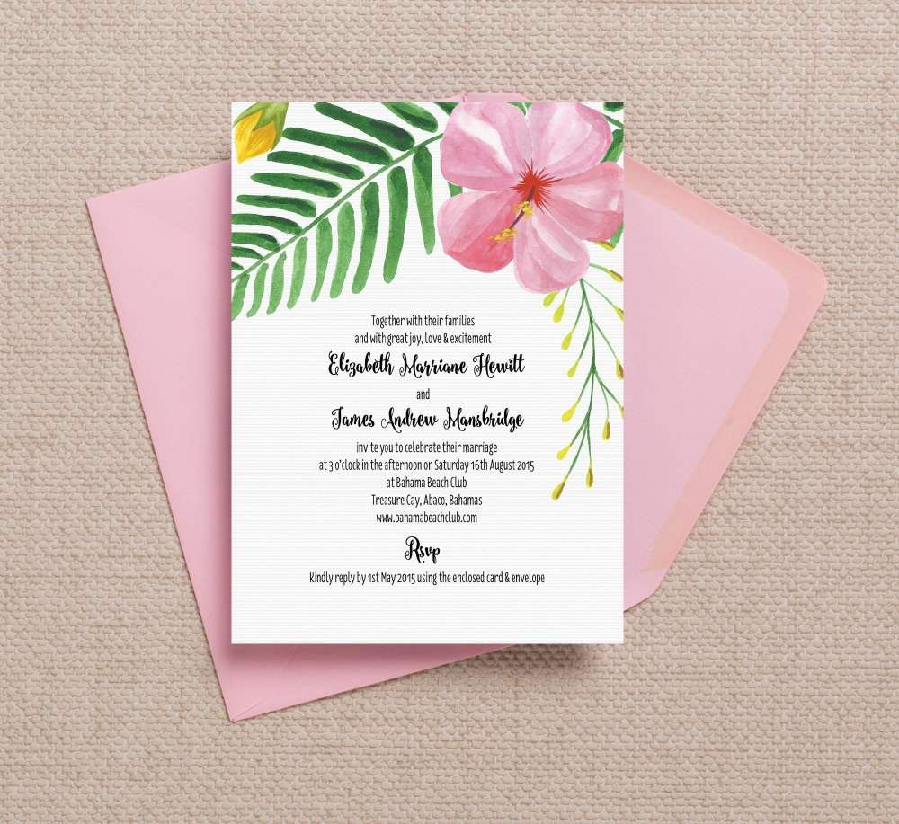 Cute Destination Wedding Invitation Wording Las Vegas | design ...