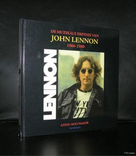 Azing Moltmaker # De Muzikale erfenis van JOHN LENNON # the Beatles, 2000, mint