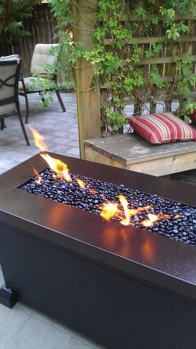 Amazonsmile Camp Chef Fp40 Monterey Propane Fire Pit Patio Lawn