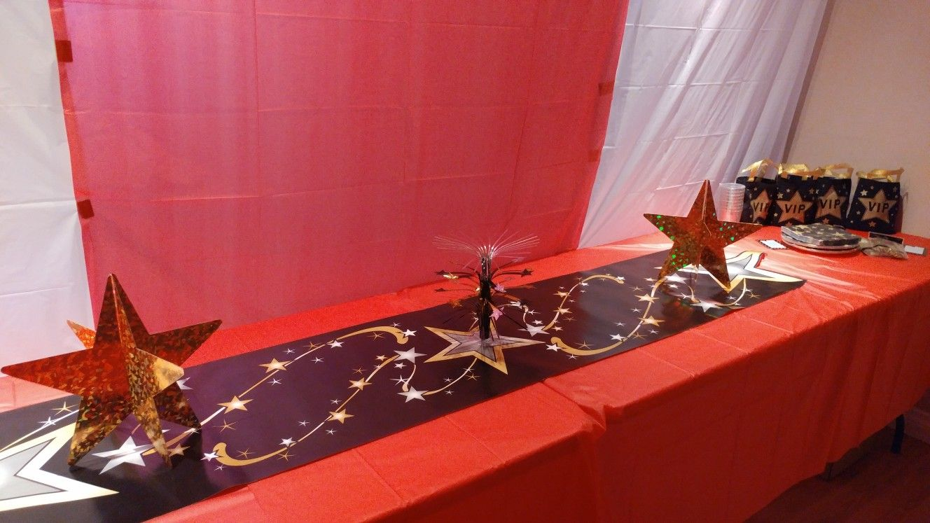 Vip 12th Birthday Party Red Carpet Party Birthday Parties Lighted Bathroom Mirror