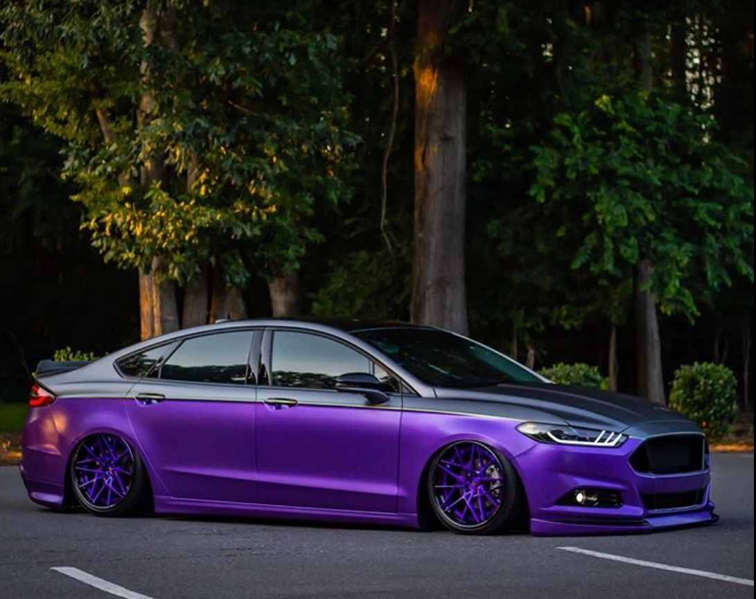 Pin By Alexia Nauman On Cars Ford Fusion Ford Fusion Custom Ford