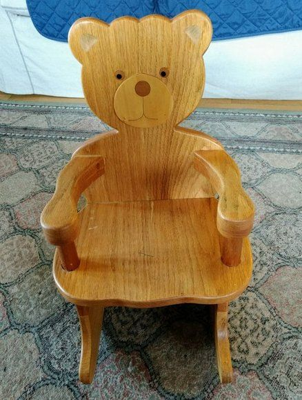 A Rocking Chair for a Friend #woodworkingrockingchair   Woodworking ...