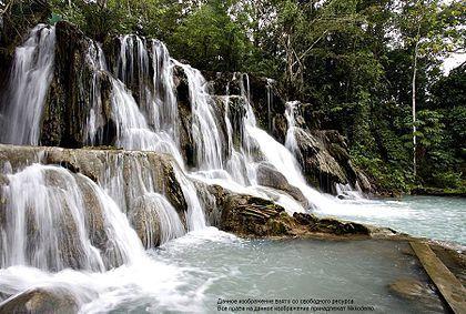 Cascadas De Agua Blanca En Macuspana Tabasco Mexico Ideas Para