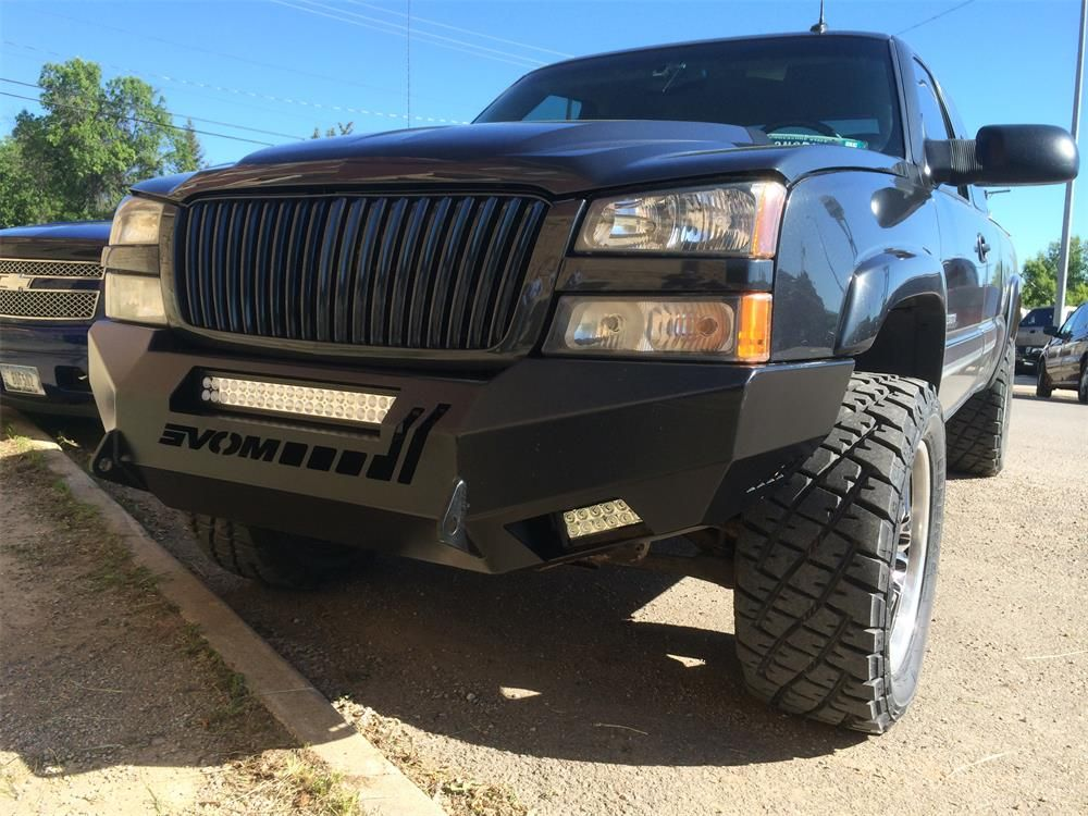 Move bumper on a Chevy (With images
